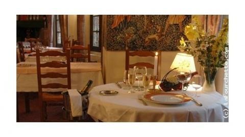restaurant - Auberge Saint-Jacques - Conques
