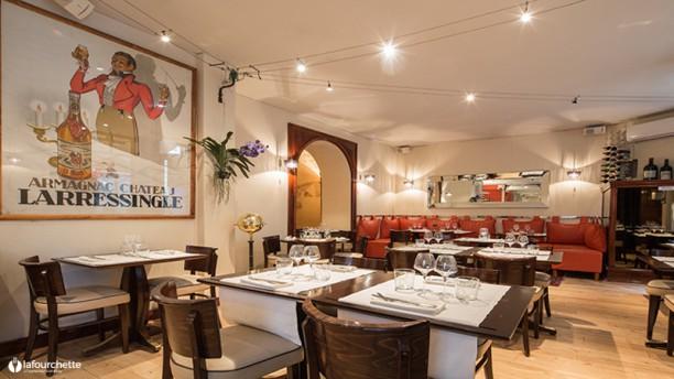 Chez Dupont Restaurent Bordeaux