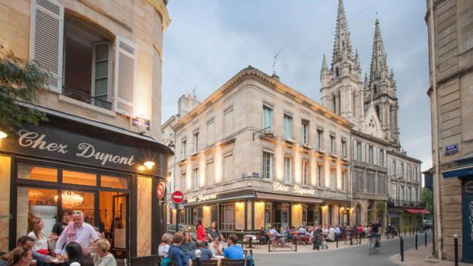 Entrata - Chez Dupont, Bordeaux