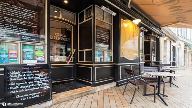 Entrée - Chez Dupont, Bordeaux