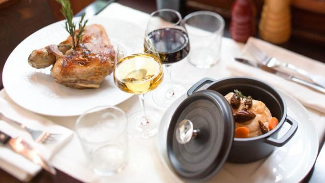 Suggerimento dello chef - Chez Dupont, Bordeaux