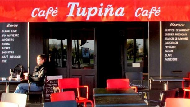 Café Tupina Devanture