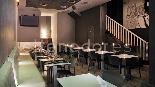 Kveinti3 Lounge Club vista interior