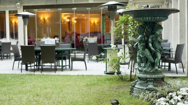 La Table des Maréchaux - Hôtel Napoléon Terrasse