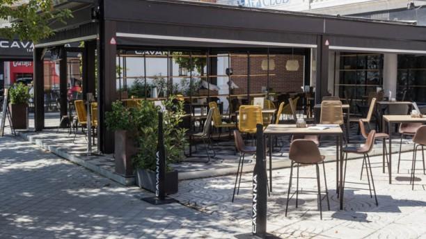 Cavanna Tapas & Lounge Bar Terraza