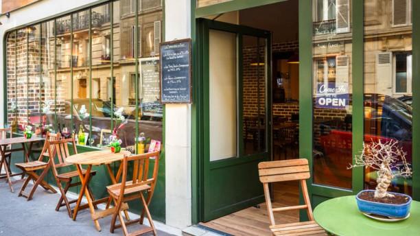 Restaurant La Table Verte Paris 75017 Arc De Triomphe