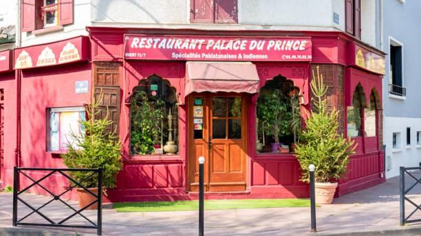 Palais du Prince La Varenne Entrée