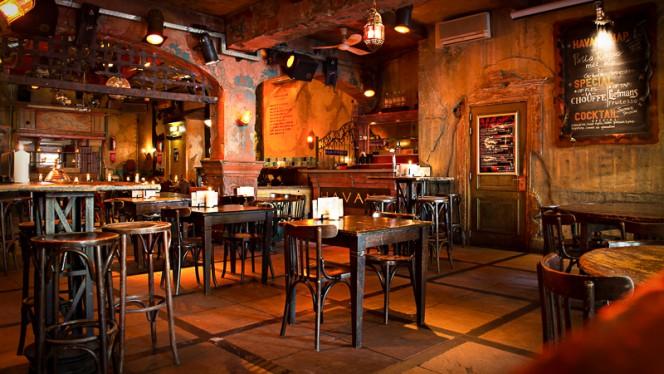 Het restaurant - Havana, Den Haag