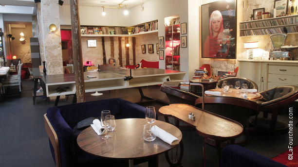 Derrière in Paris - Restaurant Reviews, Menu and Prices - TheFork