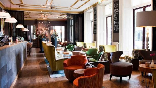 Villa Ruimzicht Lounge