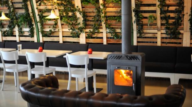 Haddock Amsterdam Het restaurant