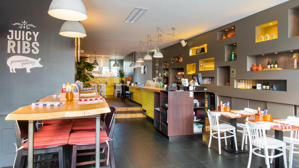 Ribsfactory Amersfoort Het restaurant