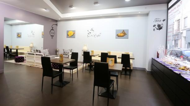 Orient & Occident Salle du restaurant