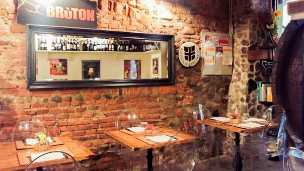 Vineria N4 Sala del ristorante
