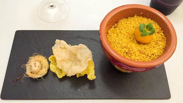 Restaurant Montiel Sugerencia plato