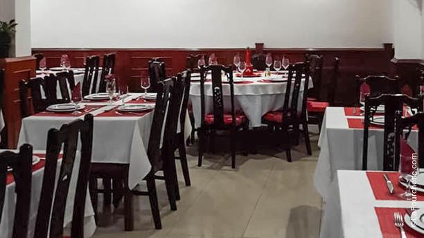 Onda Espaço  de sala de jantar