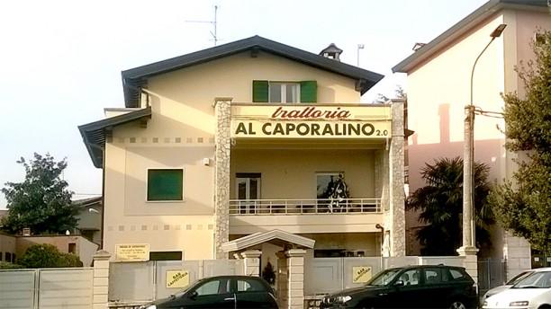 Trattoria Al Caporalino 2.0 Vista esterna
