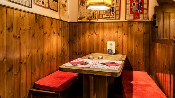 Cantina Tirolese a Roma - Menu, prezzi, immagini, recensioni ...