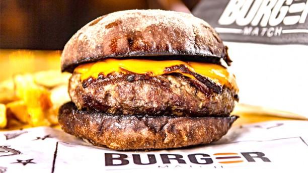 Burger Match Sugestão