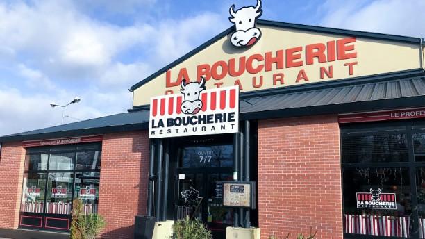 Restaurant La Boucherie Entrée