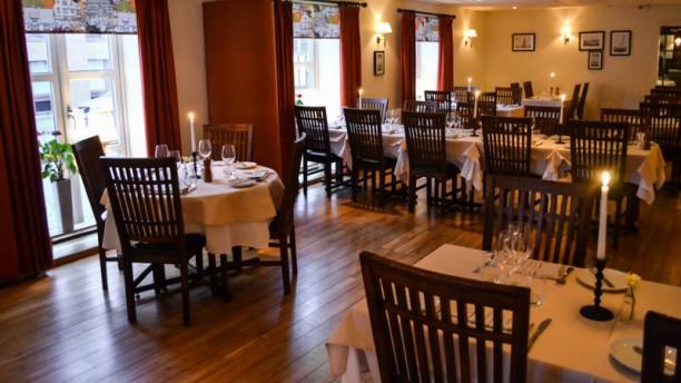 Pirum Restaurang & Vinbar Dining room