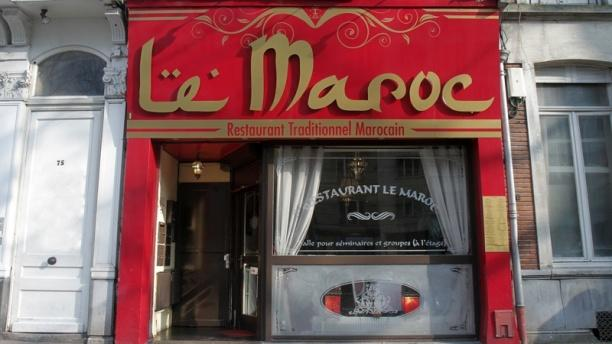 Le Maroc Bienvenue au restaurant Le Maroc