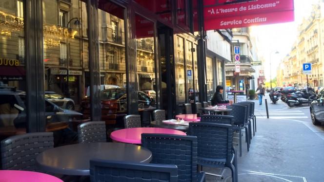 Le Bistro de Longchamp - Restaurant - Paris