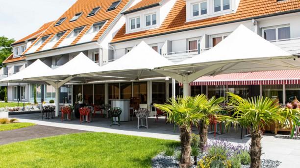 Chez Ernest - Europe Hôtel Terrasse