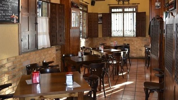 El Rincón de Luis Carballo Vista mesas