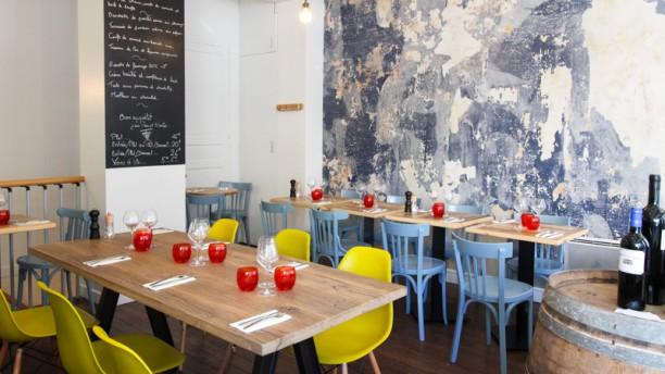 Chai Vous Salle du restaurant