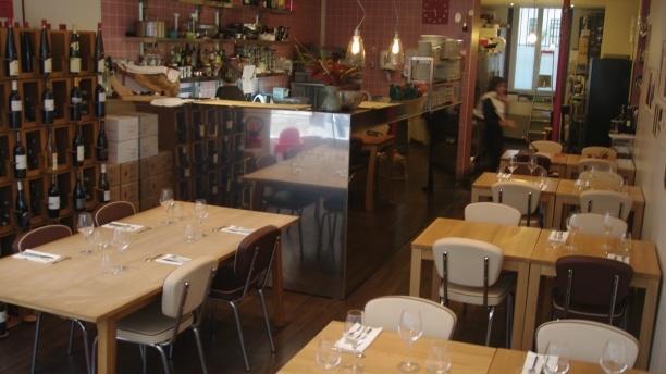 Eat Intuition Salle du restaurant