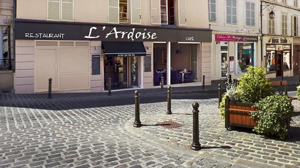 L'Ardoise Vue restaurant