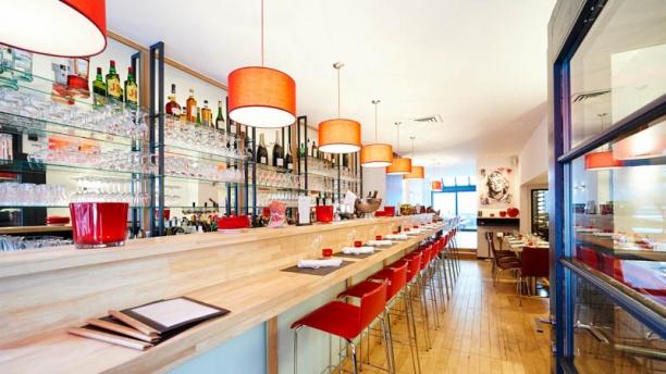 Brasserie Rose Vue salle