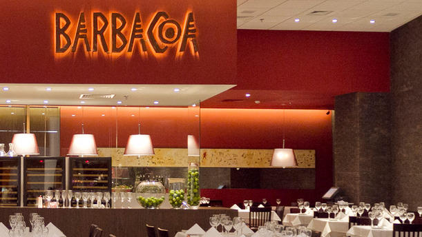 Barbacoa - Park Shopping rw sala