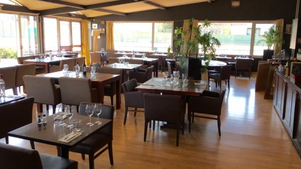 Restaurant du Stade Bordelais Vue de la salle