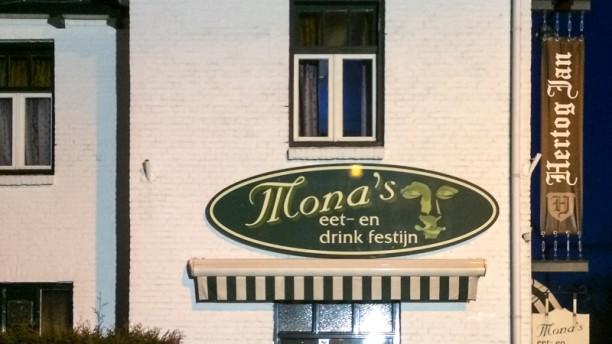 Mona's Ingang