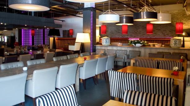 Hasekura Heerhugowaard Restaurantzaal