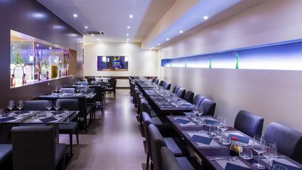 Wok City Alsemberg Salle du restaurant