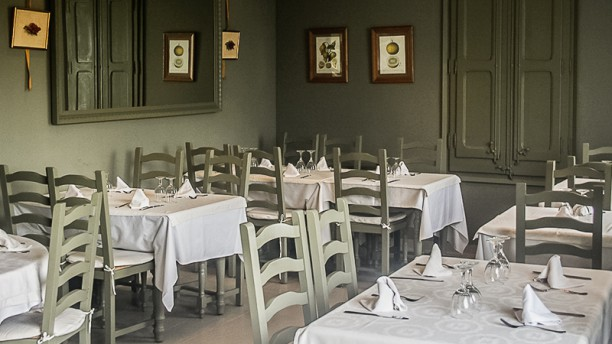 Ideal Restaurant Collserola Vista sala