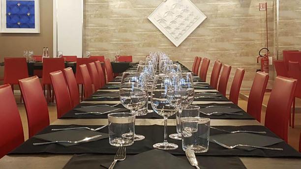 Perpiacere Restaurant Cafè Vista sala