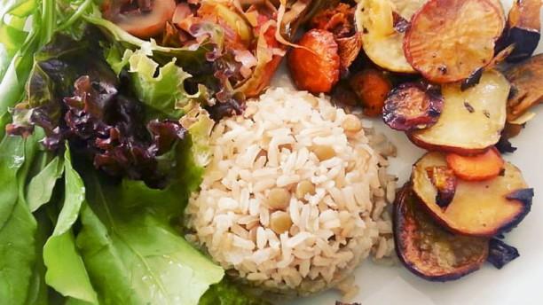 Maná Kai Cozinha Vegetariana Sugestão prato