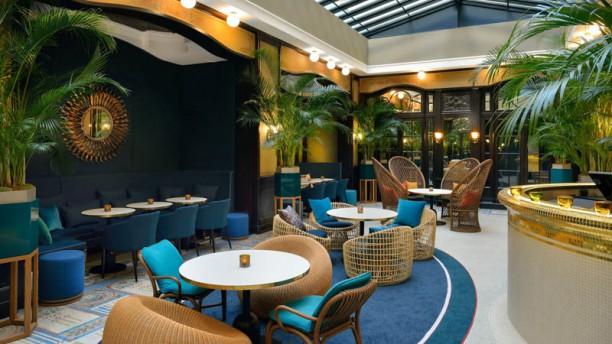 Le 38 Bar Lounge Salle