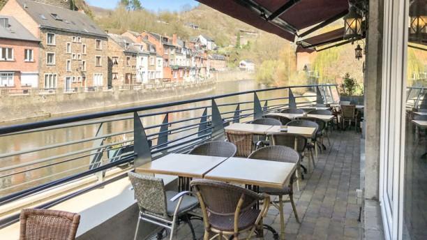 Brasserie Ardennaise Terrasse