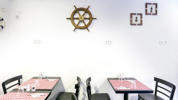 Crêperie Octopus Vue de la salle