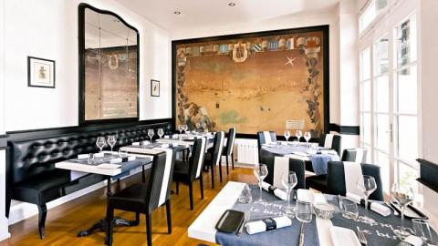 restaurant - Najeti Brasserie le Bistro - Beaune