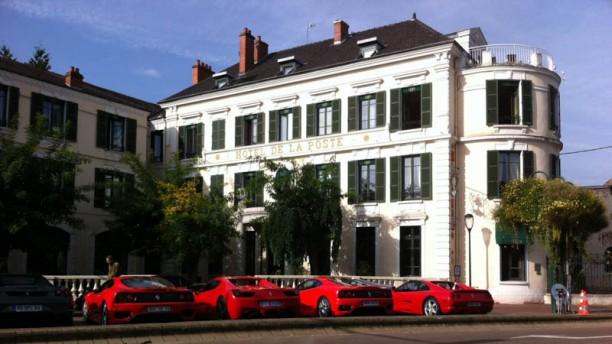 Najeti Brasserie le Bistro façade