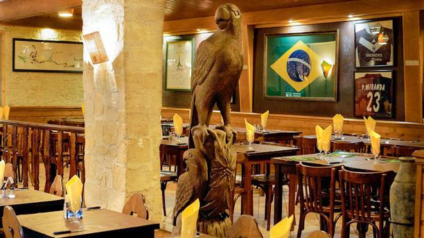 Carioca Restaurante Vue salle
