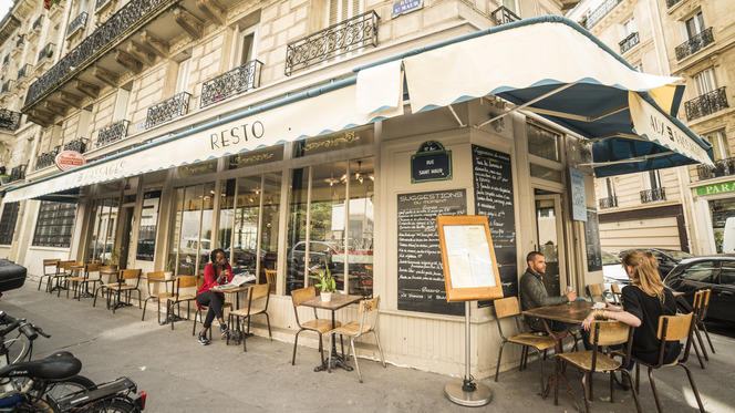 Aux 3 Passages - Restaurant - Paris