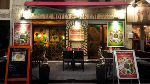 Le Moyen Orient, Marseille
