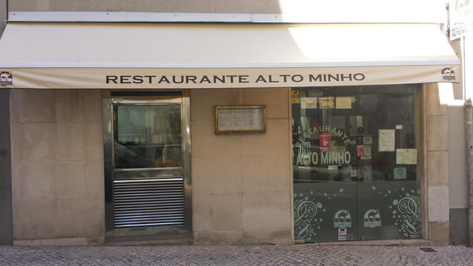 fachada - Alto Minho, Lisboa